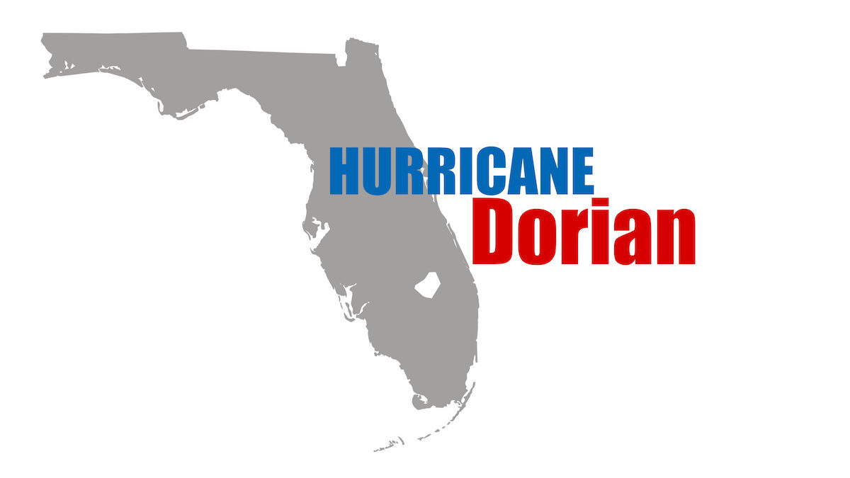 Thankful to Be Spared by Hurricane Dorian This Time 1200x675 - Thankful to Be Spared by Hurricane Dorian This Time!